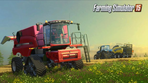 Landwirtschafts-Simulator 15: Trailer zur Konsolenversion
