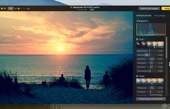 Bildbearbeitung auf dem Mac...