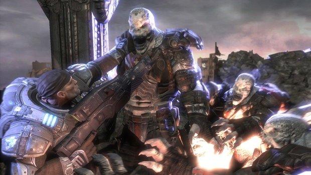 Gears of War: Remaster-Version für Xbox One in Arbeit