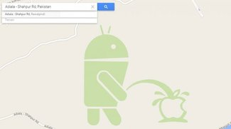 Google Maps: So kam der Piesel-Androide in den Kartendienst