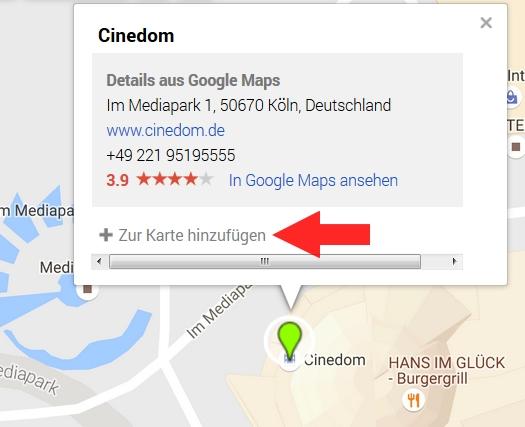 Karte Mit Markierungen Erstellen Kostenlos.Google Maps Karte Erstellen Mit Mymaps So Geht S
