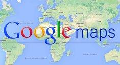 Google-Maps-Routenplaner – Das kostenlose Handy-Navi richtig nutzen