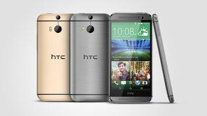 HTC One M8s: Neuauflage des 2014er-Topmodells