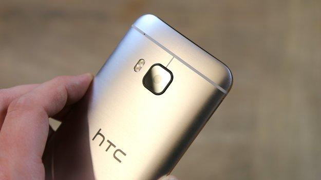 HTC One M9: Software-Update verbessert Bildqualität der Kamera