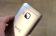 HTC: One M9 sorgt für rote...