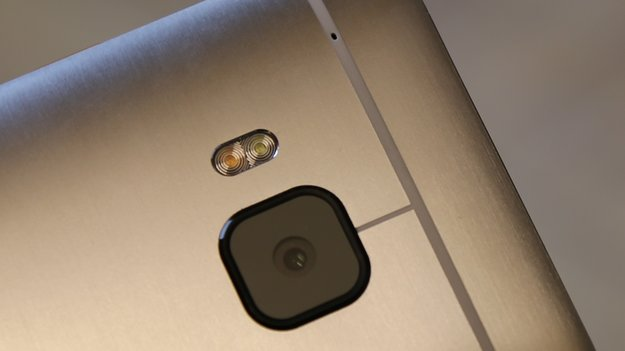 HTC One M9: Schwache Ergebnisse im Kameratest – 21 Plätze hinter dem Samsung Galaxy S6 Edge