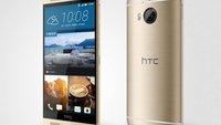 HTC One M9 Plus: WQHD-Variante mit Fingerabdrucksensor und MediaTek-Chip
