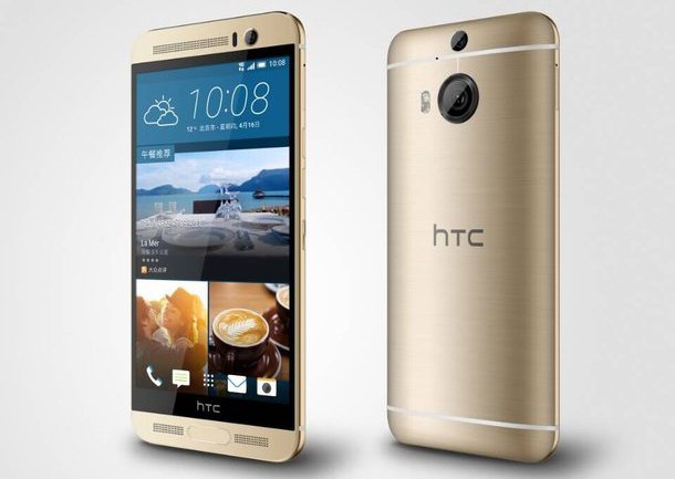 HTC-one-m9-plus-offiziell