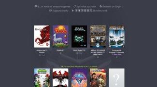 Humble Origin Bundle 2: Dragon Age, Mass Effect & mehr im Angebot *Update*