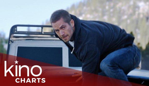 Kinocharts: Fast & Furious 7 rast allen davon