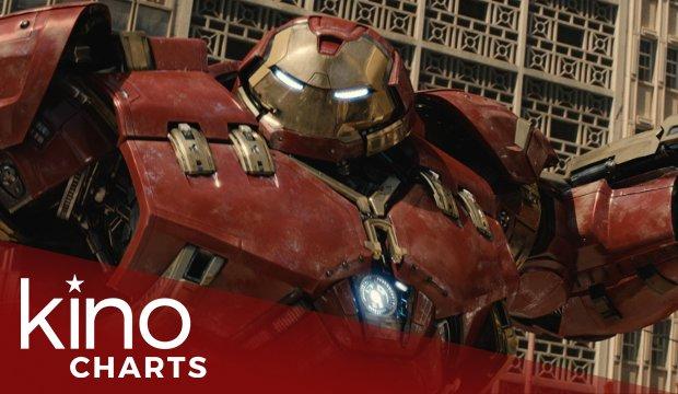 Kinocharts: Avengers 2 erobert die Kinokassen...außer in den USA