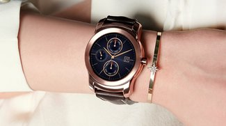 LG Watch Urbane: Edle Smartwatch ab nächster Woche in Deutschland erhältlich