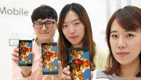 LG G4: LG Display präsentiert 5,5-Zoll-Display mit WQHD-Auflösung