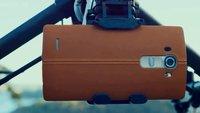 LG G4: Neues Video mit Fokus auf Kamera und Software geleakt – inklusive Drohnenflug [Exklusiv]