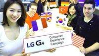 LG G4: 4.000 Kunden können Gerät vor Verkaufsstart testen [Update]