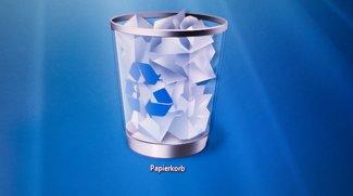 Windows: Löschen ohne Papierkorb – so gehts