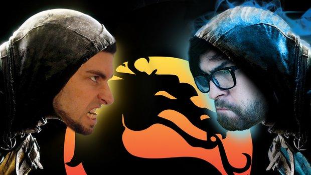 FIGHT! Mortal Kombat X im GIGA Gameplay
