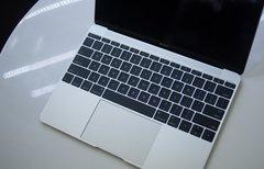 Neues MacBook zeigt sich im...