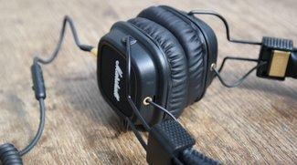 Marshall Major II Kopfhörer im Test: Rock'n'Roll für die Ohren