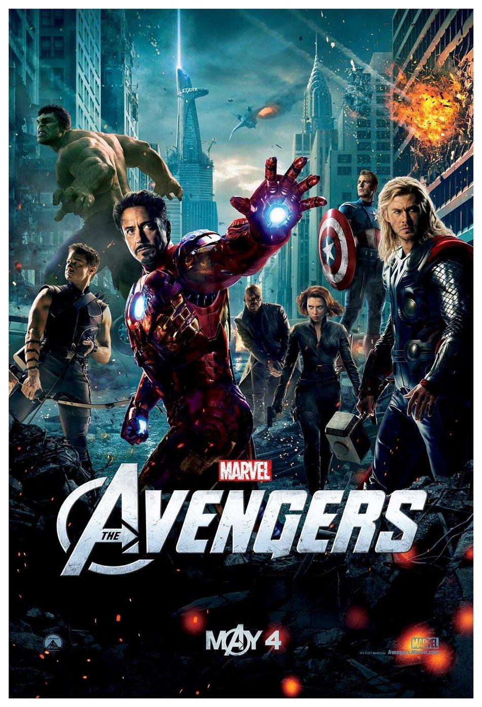 Marvel Alle Filme