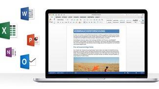 Office 2016 für Mac ist jetzt 64-Bit