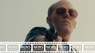 News der Woche: Johnny Depp überzeugt endlich in Black Mass Trailer