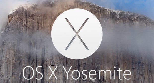 OS X Yosemite 10.10.4: Erste Beta-Version verfügbar