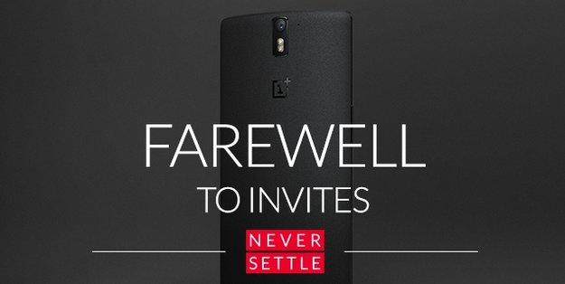 OnePlus One: Einladung beim Kauf nicht mehr notwendig, bis zu 75% auf Zubehör