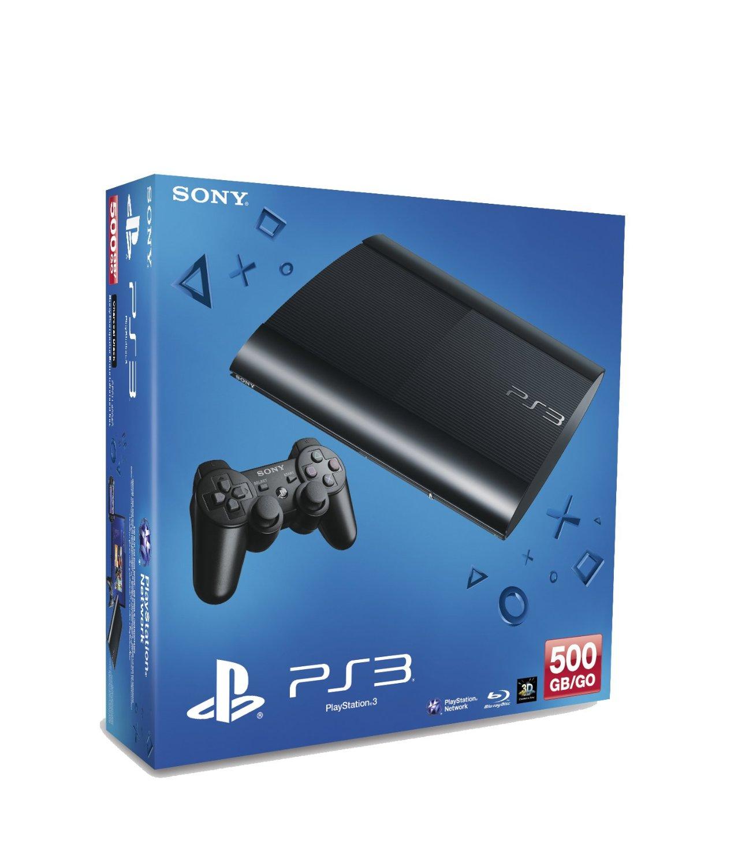 Ihr Wollt Eine Playstation 3 Kaufen Preise Und Bundles In Der Ps Die Super Slim Stellt Neueste Variante Ps3 Dar
