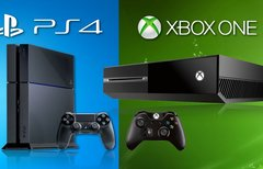 PS4 und Xbox One am Black...