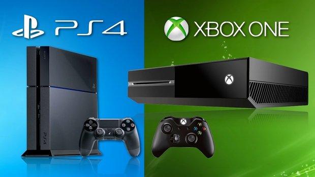 PS4 oder Xbox One: Welche Konsole hat die Nase vorn?