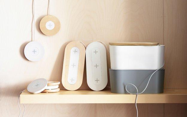 IKEA: Möbel und Lampen mit Qi Wireless-Ladefunktion ab heute erhältlich