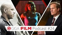 radio giga: Der GIGA FILM Podcast #24 – mit Furious 7, Jurassic World & The Newsroom