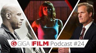 radio giga: Der GIGA FILM Podcast #24 – mit Furious 7, Jurassic World & The Newsroom