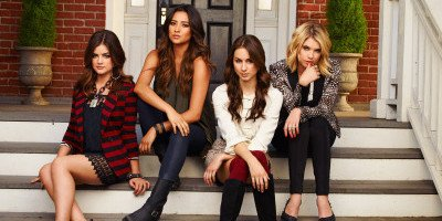 Aria, Emily, Spencer, Hannah (v.l.n.r.) ©ABC Family
