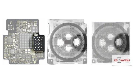 Apple Watch: S1-Chip durchleuchtet