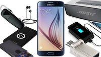 Samsung Galaxy S6, S6 edge: Das beste Zubehör fürs neue Smartphone [Ladestationen, Schutzfolien, Akkus, Speicher & mehr]