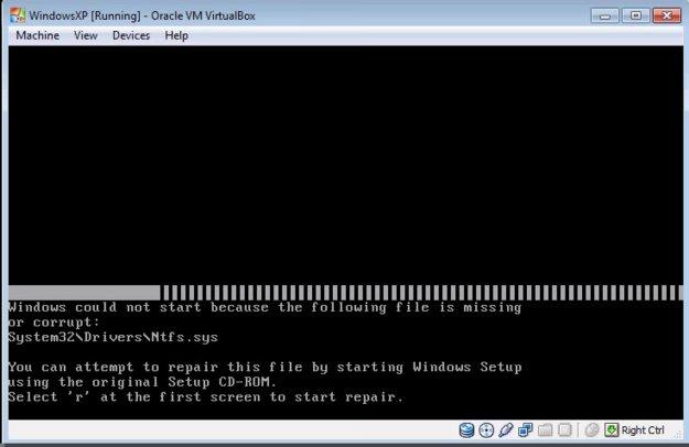 Ntfs.sys: BSOD und andere Fehler der Windows-Datei