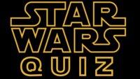 Das ultimative Star Wars Quiz