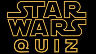 Das ultimative Star Wars Quiz