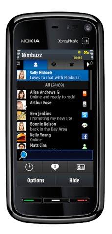 Auch unter Symbian lässt sich WhatsApp n utzen - und aktualisieren.
