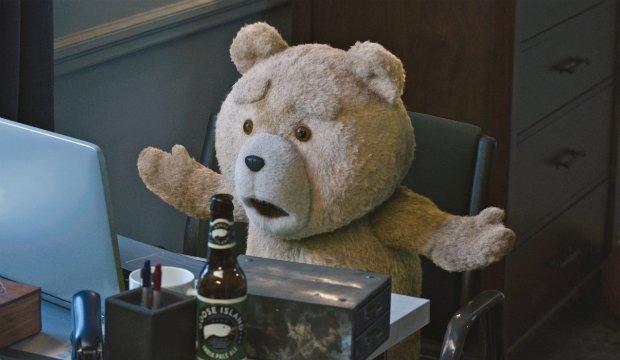 Ted 2: Neuer Red-Band-Trailer ist online!