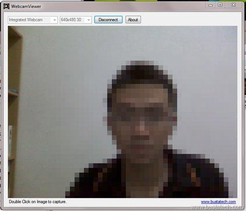 WebcamViewer