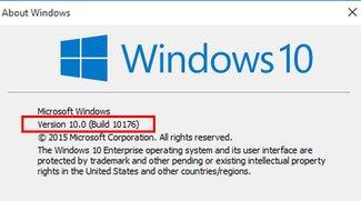 Windows-Version anzeigen: So geht's!