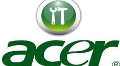 Acer Recovery Management: Windows auf Werkseinstellungen zurücksetzen