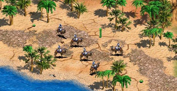 Age of Empires II - HD Edition: Erweiterung angekündigt