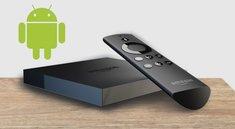 Android-Bildschirm auf Amazon Fire TV und Fire TV Stick übertragen