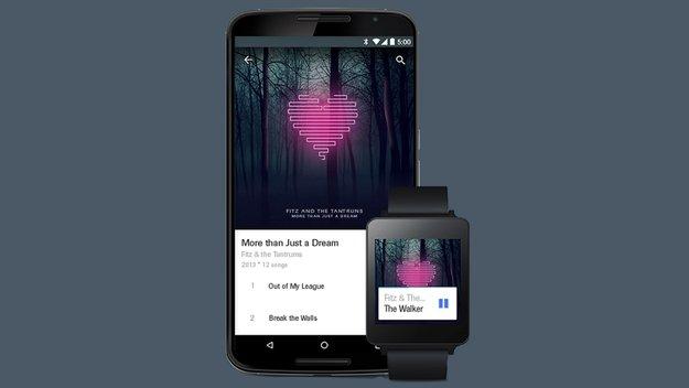 Android Wear-App: Update bringt neues Design, WLAN-Einstellungen und mehr [APK-Download]