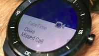 Android Wear mit dem iPhone: Googles App soll bald fertig sein