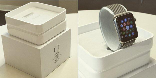 Apple Watch: Erste Bilder von Verpackung aufgetaucht